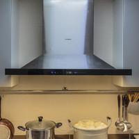 洁身自有一套,还你一个清新厨房--西门子飓风吸油烟机评测报告