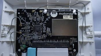 我是Moto,但我的穿墙能力可不是骡拉--摩路由M1评测