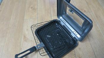 做工颜值功用的结合——日本Bestco煎烤亲子锅具评测