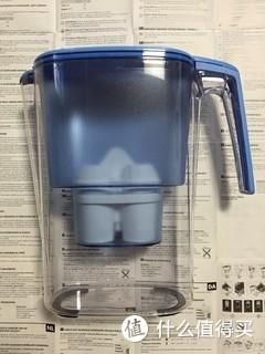 净水专家~BWT/倍世 晴天蓝3.6L 家用滤水壶使用测评