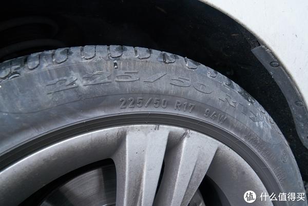 宝马轮胎鼓包-不服来战 凯迪拉克ATS L 28T领先型 简测高清图片