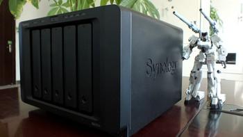 群晖DS1517&西数8TB金盘——勒索软件来袭?网盘关闭?那都不是事!