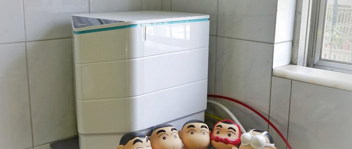 老房子的净水神器——四季沐歌WOW不插电RO反渗透净水机试用报告