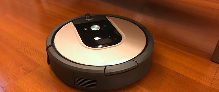 第三代扫地机器人的实力秀:iRobot Roomba 961完全评测