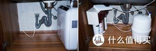 沁园QJ-UF-502A(S)超滤净水器动手安装及测试