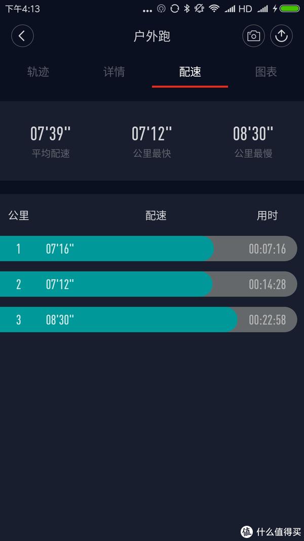跑步的配速