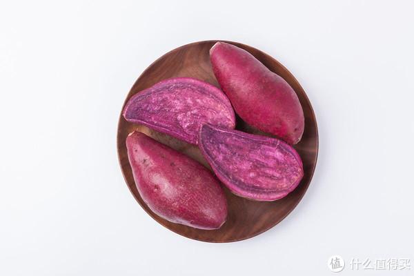 燕麦紫薯饼,午后最具资调的瘦身小吃食!