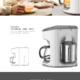 机器泡的茶,有种味道叫做家?简单记录欧思嘉全自动泡茶机轻评测