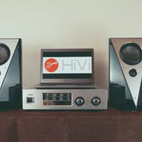 "听""声""说""响"":HiVi 惠威 T200MKII HIFI无线有源音箱"
