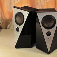 高品质经典音箱的日常化:HiVi 惠威 T200MKII HIFI无线有源音箱众测分享