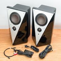 我的客厅数字影音新声级,HiVi惠威T200MKII HIFI无线有源音箱使用报告