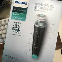 剃须刀厂的洁面产品?Philips VisaPure男士洁面仪刷头测评