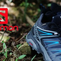 下坡属性加强的全能利器——Salomon 萨洛蒙 X ULTRA 3 GTX 登山徒步鞋