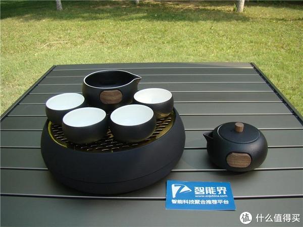 艺术范时尚功夫茶具——小巨蛋t8