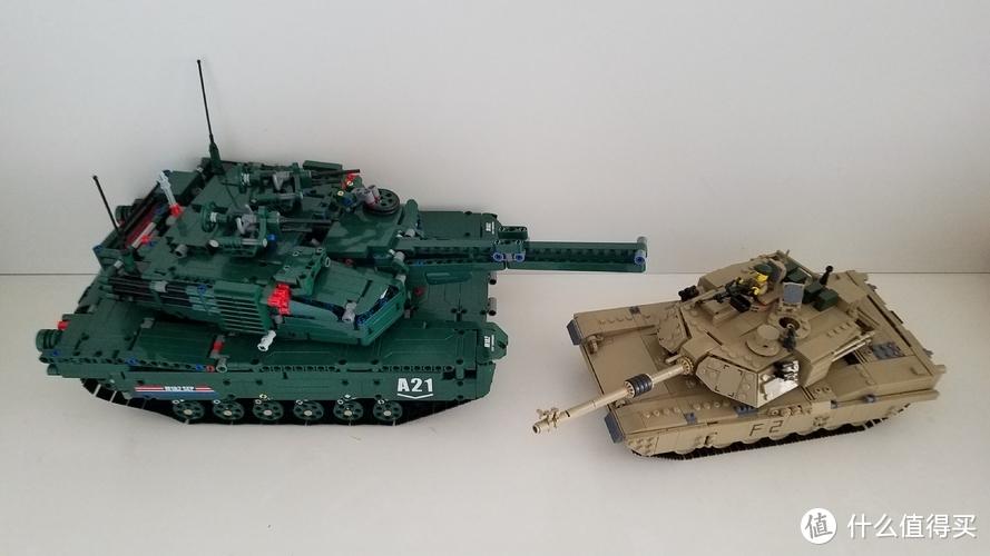 光芒乐高式国产坦克M1A2篇一:双鹰咔搭v光芒消逝金色积木图纸的信徒图片