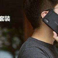 """""""不一样""""的壳膜套装——ELECOM宜丽客 iPhone X零冲击保护壳&保护膜 套装 众测报告"""