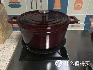 淘宝心选 简约珐琅铸铁汤锅之初体验