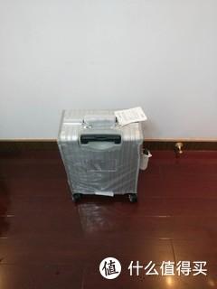淘宝心选 铝镁合金拉杆箱20寸使用体验