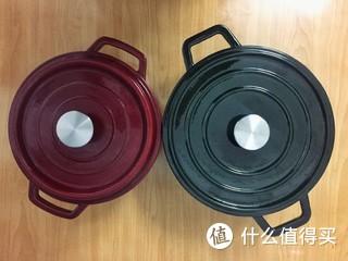这个锅值得背——淘宝心选 简约珐琅铸铁汤锅
