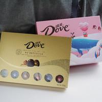 甜的要命但不丝滑,情人节送不送?德芙马卡龙+尊慕礼盒巧克力分享测试