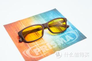 材质品质和功能都是杠杠的,就是黄的有点厉害,PRiSMA普利索 LiTE镜片 防蓝光护目镜体验