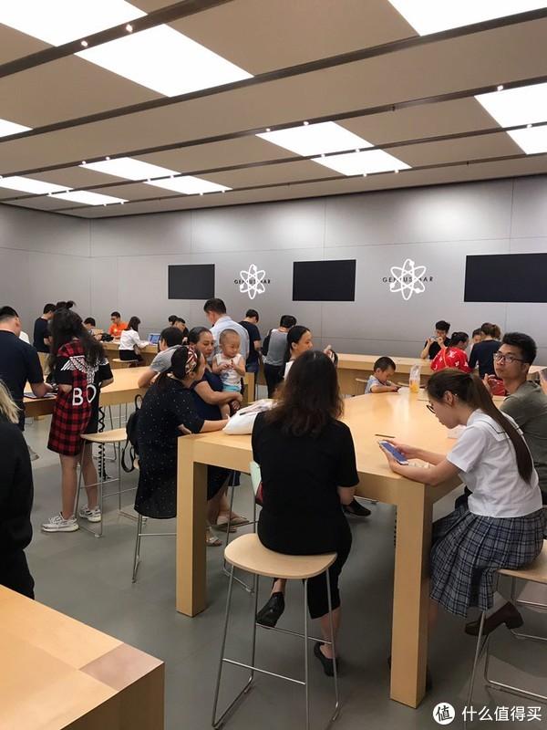 深圳独一家-益田苹果手机广场假日直营店探店苹果电话和ipad接官方图片