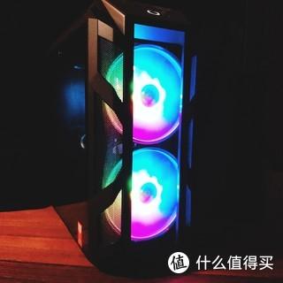 """酷炫、凉快、巨大的""""游戏航母""""——酷冷至尊H500M游戏机箱"""