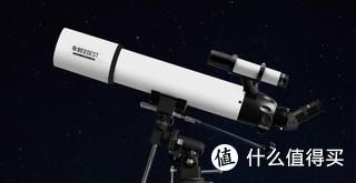 年轻人第一次窥探星空——极蜂天文望远镜评测