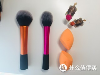 化妆小白的第一套美妆工具:Real Techniques 散粉刷 腮红刷 美妆蛋测评报告