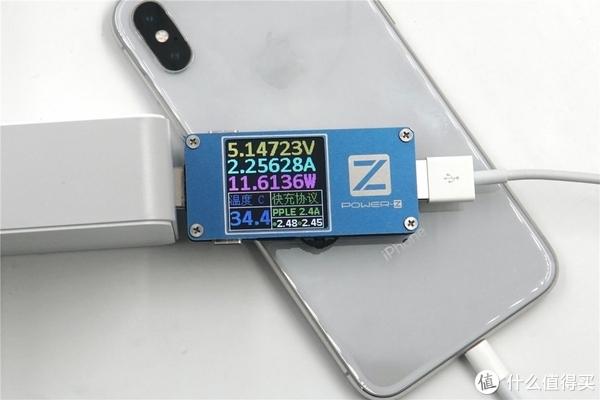 �9�c^X�V�G��Ӧv���W���_usb-c口支持30w pd输出,moshi progeo双口充电器99mo022116评测