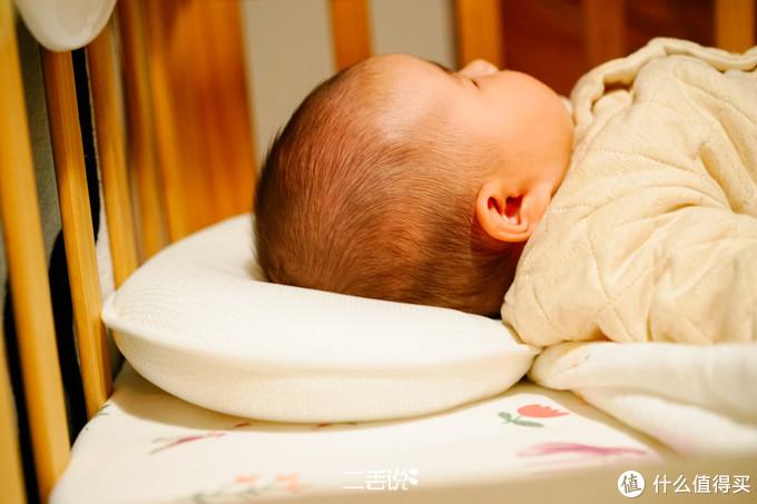 晒娃or晒枕头?体验MIMOS婴儿枕头