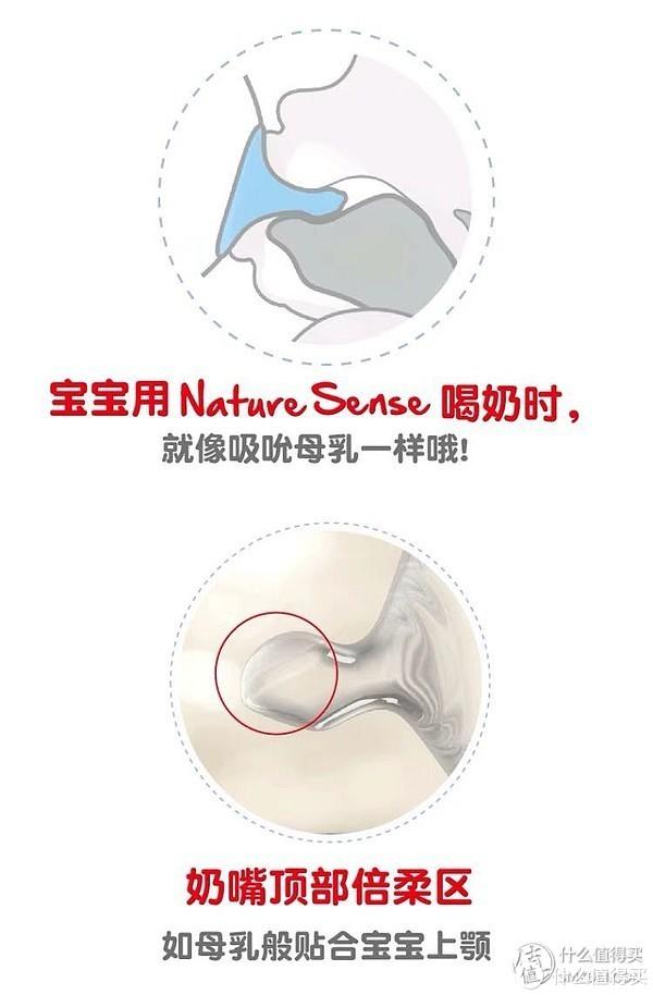 母乳宝宝的NUK Nature Sense 玻璃奶瓶初体验
