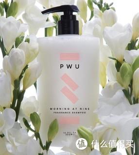 扑鼻而来的香氛-PWU朴物大美小苍兰香氛柔顺亮泽无硅油洗发水 500ml