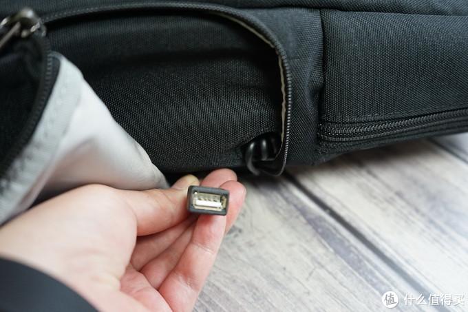 做工精致,真能装的tomtoc汤姆拓客 A60 15.6寸都市休闲双肩电脑包