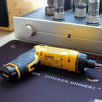 如果只有一把工具的预算,推荐你选把好点的电起子——得伟 DCF680 感应式电动螺丝起子开箱评测