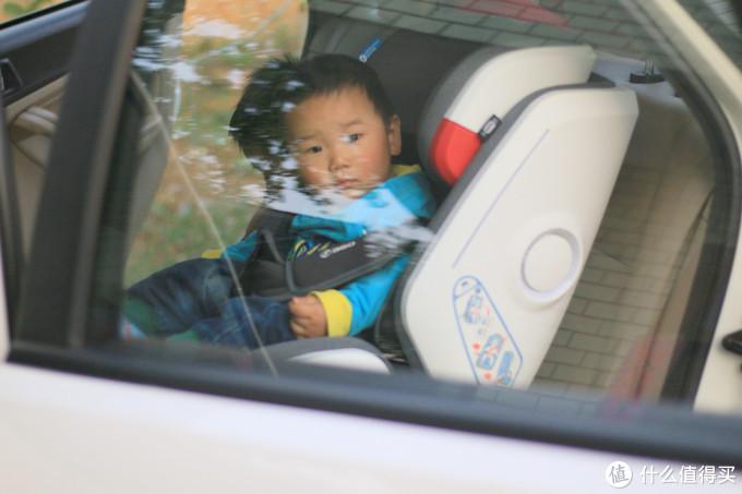 习惯性堆料 | 360儿童安全座椅智能头等舱版体验
