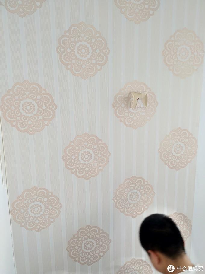 """LG Hausys韩国原装进口墙纸   婴幼儿环保标准  欧洲纺织品一级品质""——  你的幸福空间由我守护"