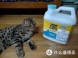 把屎味变得像九制成皮?雀巢普瑞纳 TIDY CATS 即效除臭猫砂体验