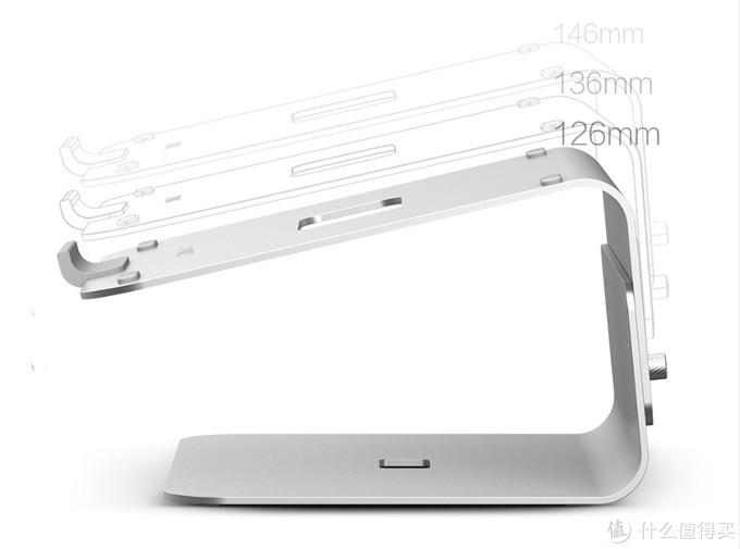桌面持续优化——来自大妈的福利【轻众测】iQunix E-Stand笔记本支架