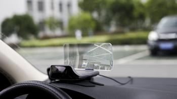 開車不低頭,低頭不開車:車蘿卜HUD車載機器人精英版試用報告