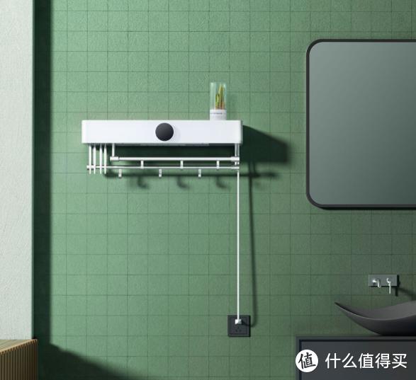 潮湿环境下的毛巾有多脏?!小米有品新款多功能除菌烘干机来帮你解决