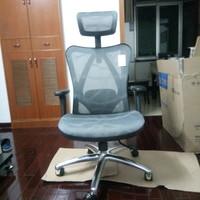西昊 M57 人体工学电脑椅选择原因(性价比|透气性|舒适感)