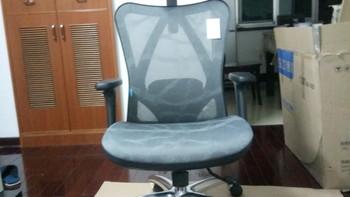 西昊 M57 人体工学电脑椅产品体验(优点|缺点)
