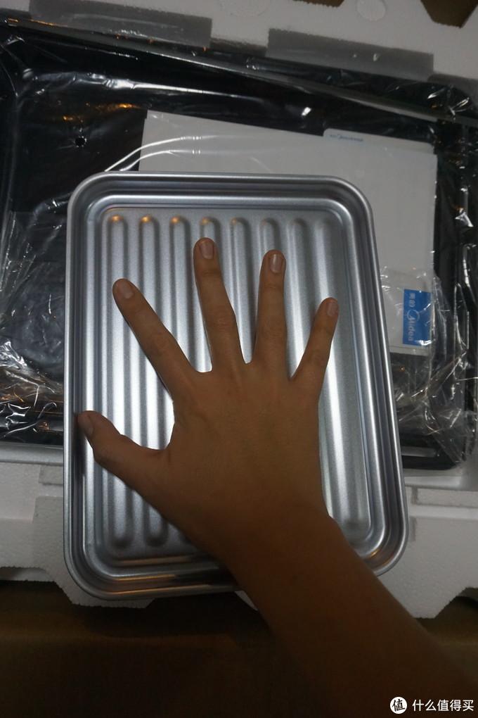 【肉山大魔王】美的石窑烤箱测评之绳艺酿馅烤鸡