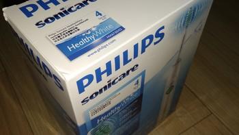 飞利浦 HX6730 电动牙刷产品介绍(刷头|底座|主体)