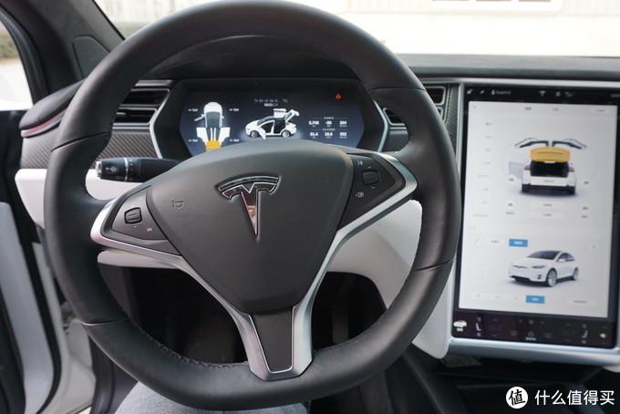 一流操控感+实用科技感——记一个汽车攻城狮的Tesla Model X 90D试驾体验