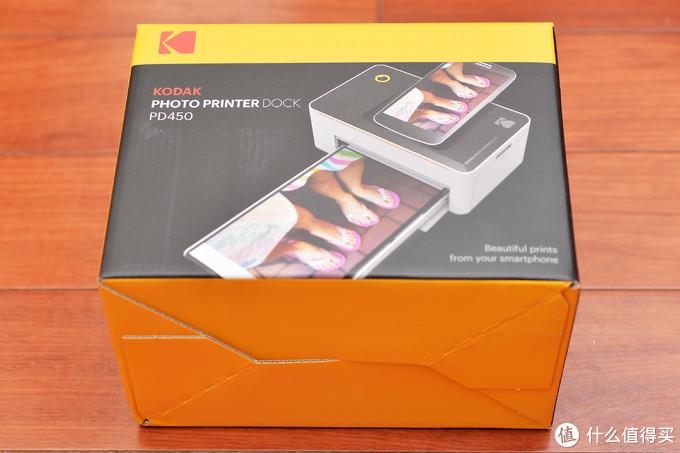 记忆中的色彩-柯达PD-450照片打印机