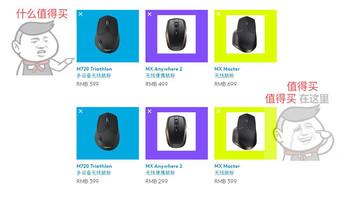 """慈明无""""双"""":罗技 Logitech M720 蓝牙 优联双模 无线鼠标 评测"""
