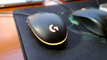 入门游戏鼠标的好选择 罗技G102简评