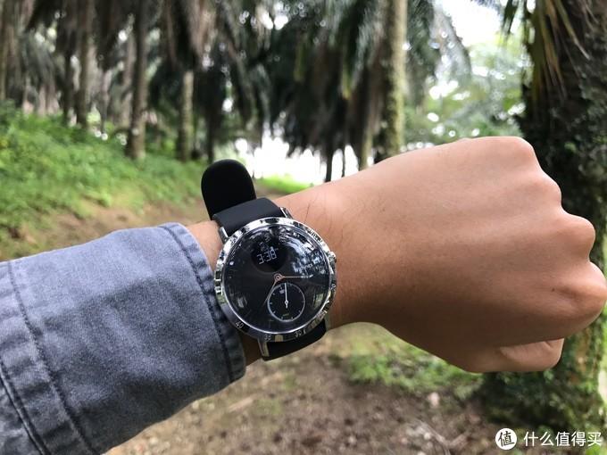 要说爱你不容易:Withings Steel HR智能手表从开箱到全面评测
